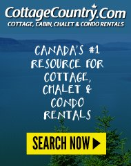Cottage Country for your relaxation
