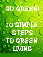 10 helpful tips on green living