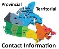 New Brunswick Contact Information
